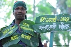 জলবায়ু কর্মী 'বৃক্ষমানব' দীপক