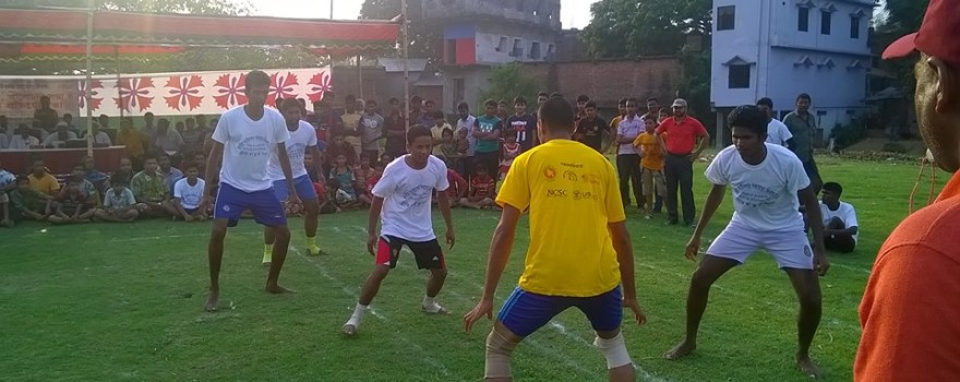 The traditional Kabaddi game is held in Tanore Photo-02 27.04.2017 (1)