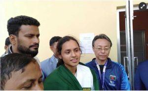 বাংলাদেশকে তৃতীয় সোনা জেতালেন জবির ছাত্রী প্রিয়া