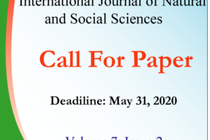 Call for paper, IJNSS