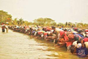 Eid in water