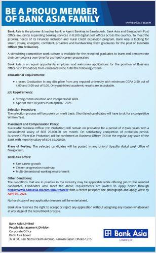Bank-Asia-Business-Officer-Job-Circular-2021