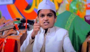 'শিশু' বক্তা রফিকুল মাদানীর বিরুদ্ধে ডিজিটাল নিরাপত্তা আইনে মামলা